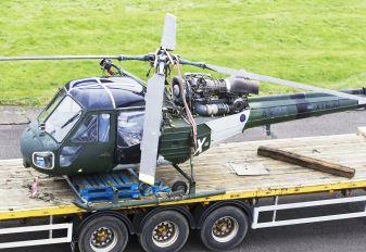 XT630 - British Army Westland Scout AH.1