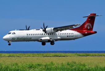 5R-MJF - Air Madagascar ATR 72 (all models)