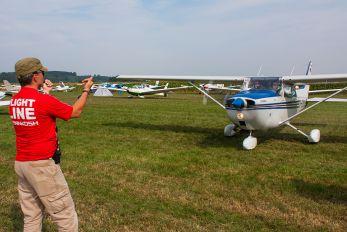 D-ECMA - Private Cessna 172 Skyhawk (all models except RG)
