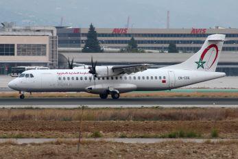 CN-COG - Royal Air Maroc ATR 72 (all models)