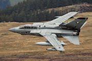 ZD849 - Royal Air Force Panavia Tornado GR.4 / 4A aircraft