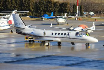 OO-FPB - Private Cessna 550 Citation Bravo