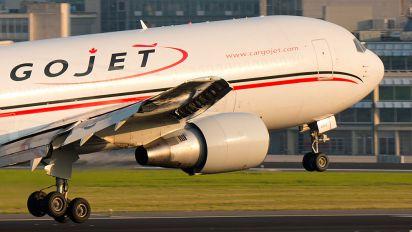 C-FGAJ - Cargojet Airways Boeing 767-200F
