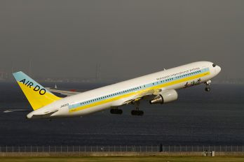 JA8359 - Air Do - Hokkaido International Airlines Boeing 767-300