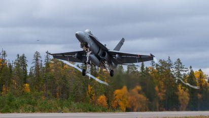 HN-427 - Finland - Air Force McDonnell Douglas F/A-18C Hornet