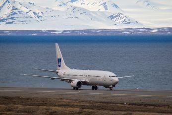 LN-RPO - SAS - Scandinavian Airlines Boeing 737-800