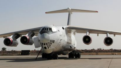 5A-DNO - Libya - Air Force Ilyushin Il-76 (all models)