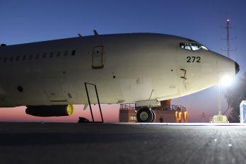 272 - Israel - Defence Force Boeing 707