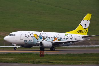 JA305K - Air Do - Hokkaido International Airlines Boeing 737-500