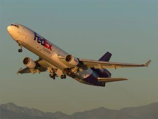 N586FE - FedEx Federal Express McDonnell Douglas MD-11F