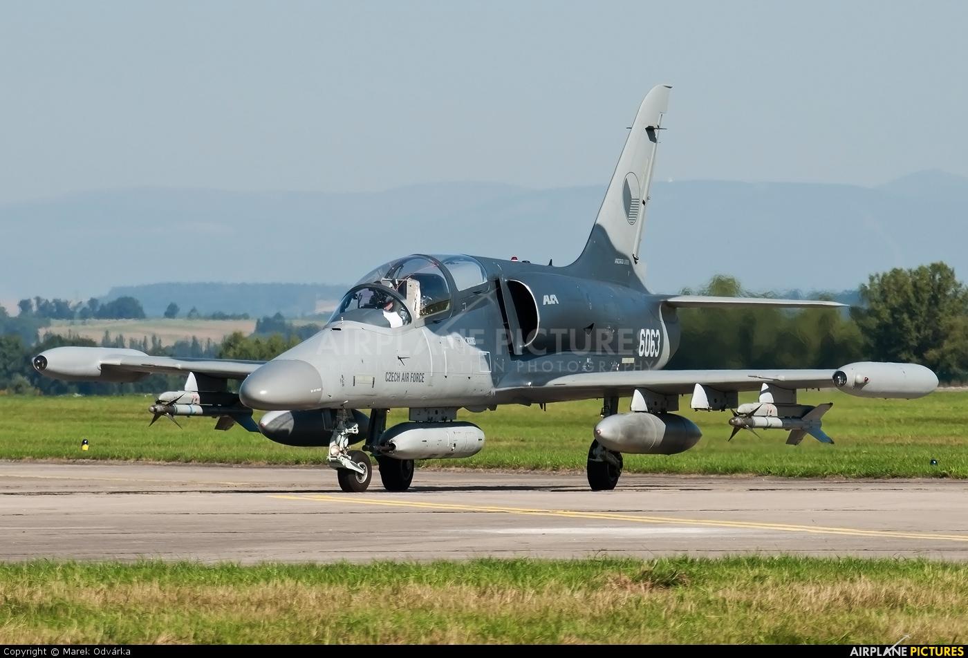 Czech - Air Force 6063 aircraft at Hradec Králové