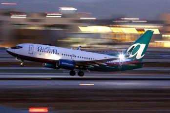 N329AT - AirTran Boeing 737-700