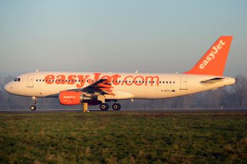 G-EZTL - easyJet Airbus A320