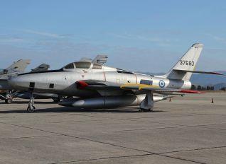 37683 - Greece - Hellenic Air Force Republic RF-84F Thunderflash