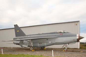 53-696 - Saudi Arabia - Air Force English Electric Lightning F.53