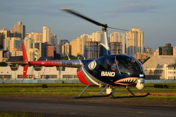 PP-BAN - Private Robinson R44 Newscopter