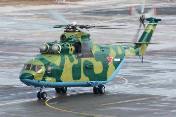 RF-06054 - Russia - Federal Border Guard Service Mil Mi-26