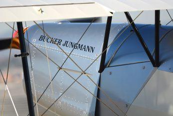 - - Aeroclub Barcelona-Sabadell Bücker Bü.131 Jungmann