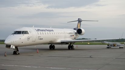 D-ACPE - Lufthansa Regional - CityLine Canadair CL-600 CRJ-701