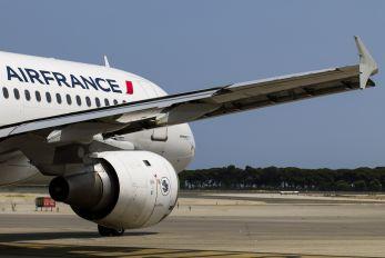F-GHQK - Air France Airbus A320