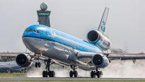 PH-KCK - KLM McDonnell Douglas MD-11 aircraft