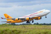 N901AR - Centurion Air Cargo Boeing 747-400F, ERF aircraft