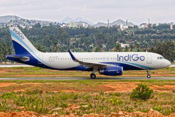VT-IFP - IndiGo Airbus A320