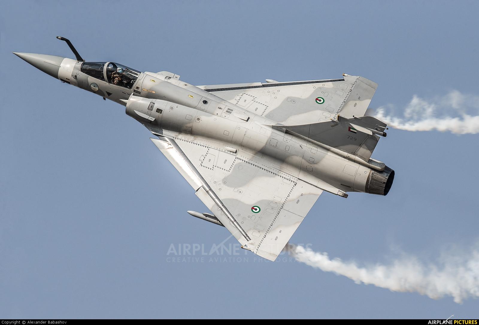 United Arab Emirates - Air Force 729 aircraft at Jebel Ali Al Maktoum Intl