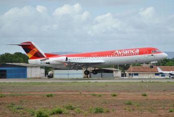 PR-OAR - Avianca Brasil Fokker 100