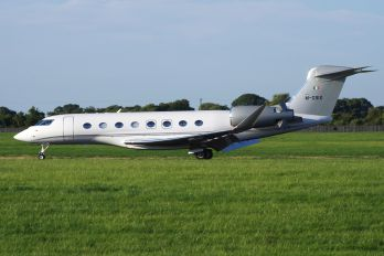 M-GSIX - Private Gulfstream Aerospace G650, G650ER