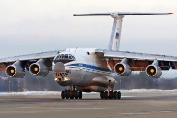 RA-78818 - Russia - Air Force Ilyushin Il-76 (all models)