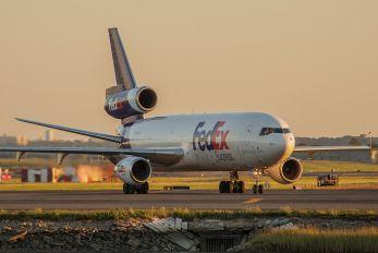 N398FE - FedEx Federal Express McDonnell Douglas MD-10-10F