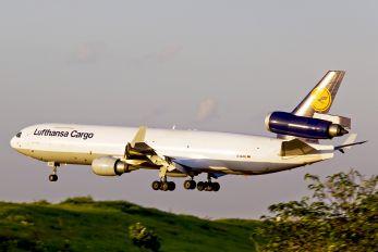 D-ALCG - Lufthansa Cargo McDonnell Douglas MD-11F