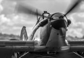 G-HURI - Historic Aircraft Collection Hawker Hurricane I aircraft