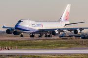 B-18719 - China Airlines Cargo Boeing 747-400F, ERF aircraft