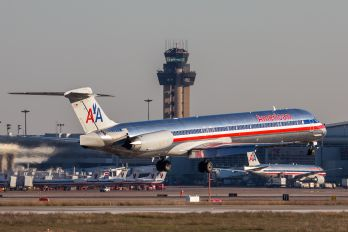 N971TW - American Airlines McDonnell Douglas MD-83