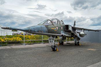E3 - France - Air Force Sepecat Jaguar E