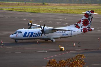 UR-UTD - UTair Ukraine ATR 42 (all models)