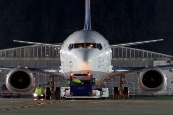 D-ABIR - Lufthansa Boeing 737-500