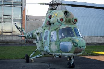 04 - Lithuania - Air Force Mil Mi-2