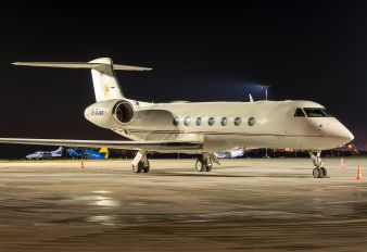 G-JCBB - Private Gulfstream Aerospace G-V, G-V-SP, G500, G550
