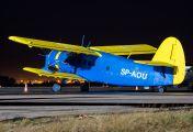 SP-AOU - Aeroklub Częstochowski Antonov An-2 aircraft
