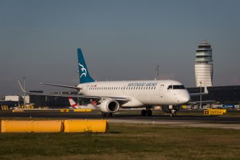 4O-AOC - Montenegro Airlines Embraer ERJ-195 (190-200)