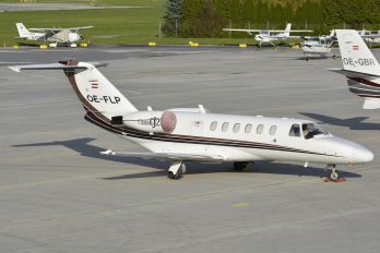 OE-FLP - FlyTyrol Cessna 525A Citation CJ2