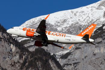 G-EZWN - easyJet Airbus A320