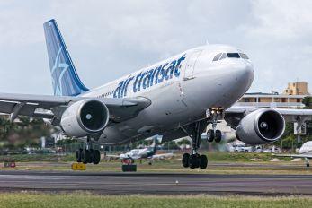 C-FDAT - Air Transat Airbus A310