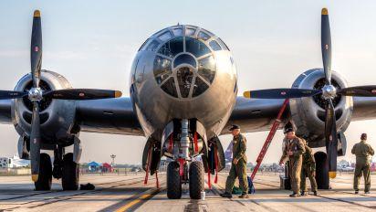 N529B - American Airpower Heritage Museum (CAF) Boeing B-29 Superfortress