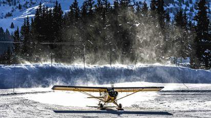 F-GUSK - Aude Aeroservices Executive Aviat A-1 Husky