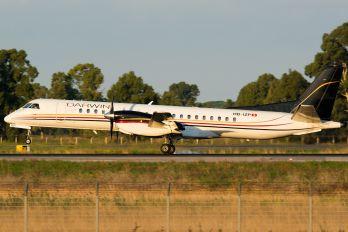 HB-IZP - Darwin Airline SAAB 2000