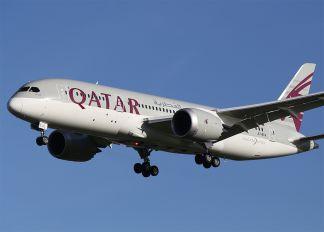 A7-BCA - Qatar Airways Boeing 787-8 Dreamliner